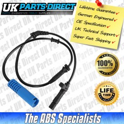 Mini Convertible R52 ABS Sensor (04-09) Front - 34526756384 - LIFETIME GUARANTEE