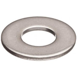 M10 Plain Washers A2