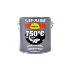 Aluminium High Temperature Paint