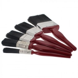 Assorted Paint Brushes