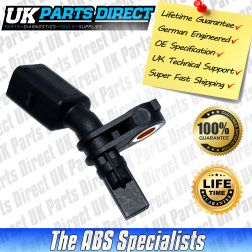 Audi A3 ABS Sensor (2012->) Front Right - WHT003860 - LIFETIME GUARANTEE