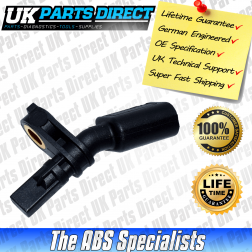 Seat Cordoba ABS Sensor (02-11) Front Left - WHT003861 - LIFETIME GUARANTEE