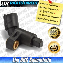 Volkswagen Caddy ABS Sensor (95-05) Front Left - 1J0927803 - LIFETIME GUARANTEE