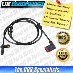Mercedes E-Class ABS Sensor (02-09) (211) Rear - 2115403017 - LIFETIME GUARANTEE