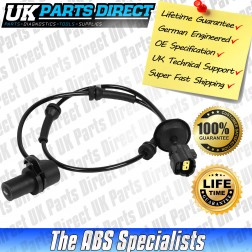 Chevrolet Kalos ABS Sensor (05-12) Front Left - 96959997 - LIFETIME GUARANTEE