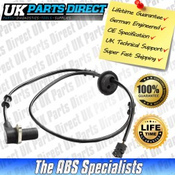 Mercedes E-Class ABS Sensor (95-03)  (210) Rear Left - 2105400617