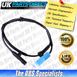 Mini Convertible R52 ABS Sensor (04-09) Rear - 34526756385 - LIFETIME GUARANTEE