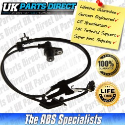 Toyota Ist ABS Sensor (04-07) Front Right - 8954252010 - LIFETIME GUARANTEE