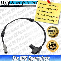 Citroen ZX ABS Sensor (91-98) Front - 454535 - LIFETIME GUARANTEE