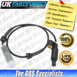 BMW 3 Series (E36) ABS Sensor (90-01) Front - 34521163027 - LIFETIME GUARANTEE