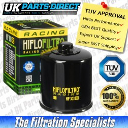 Access 450 Warrior Oil Filter - Hi Flo - TUV APPROVED - HF303RC