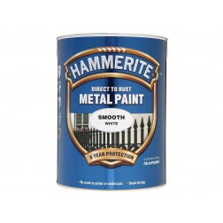 Hammerite Grey Metal Paint 2.5ltr.