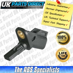 Volvo V70 ABS Sensor (2007->) Front - 9475557 - LIFETIME GUARANTEE