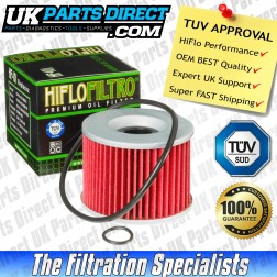Benelli 350 RS Oil Filter (78-81) - Hi Flo - TUV APPROVED - HF401