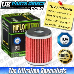 Fantic 250 Caballero TF ES Oil Filter (11-13) - Hi Flo - TUV APPROVED - HF140