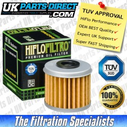Honda NSF250 R Oil Filter (2011->) - Hi Flo - TUV APPROVED - HF110