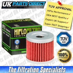 Hyosung 125 Exceed Oil Filter (2005) - Hi Flo - TUV APPROVED - HF131