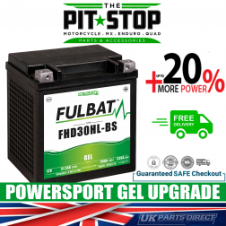 Harley Davidson Tri Glide Ultra FULBAT GEL UPGRADE BATTERY (2018->) - FHD30HL
