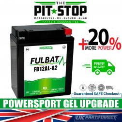 Aprilia Atlantic FULBAT GEL UPGRADE BATTERY (03-13) - YB12AL - FB12AL