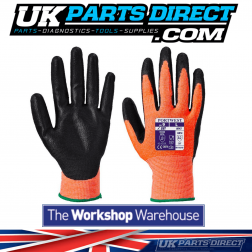 Amber Cut Resistant Gloves - Size X Large/10