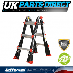 Jefferson Tools AS3 Multi-Purpose Ladder