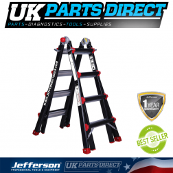 Jefferson Tools AS4 Multi-Purpose Ladder