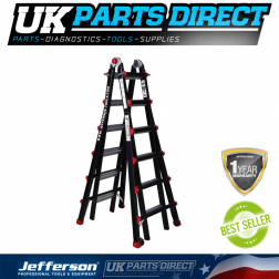 Jefferson Tools AS6 Multi-Purpose Ladder