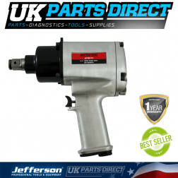 """Jefferson Tools 3/4"""" Air Impact Wrench"""
