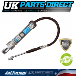 Jefferson MK4 Industrial Tyre Inflator by PCL - JEFPCLAFG4H03