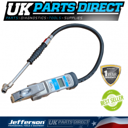 Jefferson Digital MK4 Tyre Inflator By PCL - JEFPCLDAC403