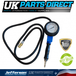 Jefferson High Precision Industrial Tyre Inflator 1800mm - JEFGTYH04