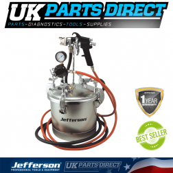 Jefferson Tools 10 Litre Paint Pot System