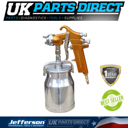 Jefferson Tools Professional Suction Feed Spray Gun