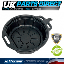 Jefferson Tools 17 Litre Oil/Fluid Drain Pan
