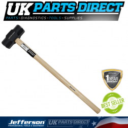 Jefferson Tools 12lb Sledge Hammer
