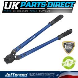 """Jefferson Tools 24"""" Forged Alloy Cable Cutter"""