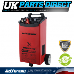 Jefferson Tools Dynamo 630A Starter Charger
