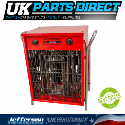 Jefferson Tools 22kW Electric Heater