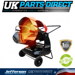 Jefferson Tools Infrared 90 Heater