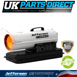 Jefferson Tools Inferno 60 Space Heater