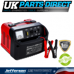 Jefferson Tools Dynamo 20A Battery Charger