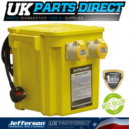Jefferson Tools 5.0kVA Portable Transformer
