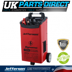 Jefferson Tools Dynamo 430A Starter Charger