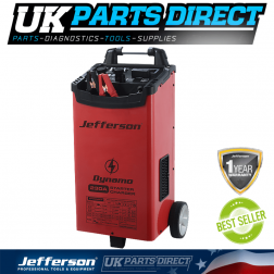 Jefferson Tools Dynamo 230A Starter Charger