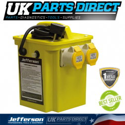 Jefferson Tools 3.3kVA Portable Transformer