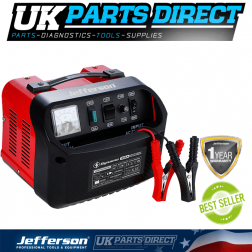 Jefferson Tools Dynamo 30A Battery Charger