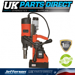 Jefferson Tools 35mm Automatic Drive Magnetic Drill (230V)