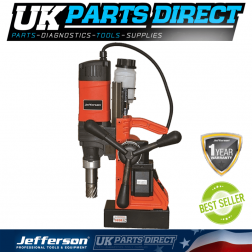 Jefferson Tools 35mm Automatic Drive Magnetic Drill (110V)