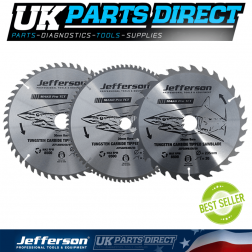 "Jefferson Tools 8"" TCT Blade 48T"