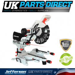 "Jefferson Tools 10"" Sliding Mitre Saw"